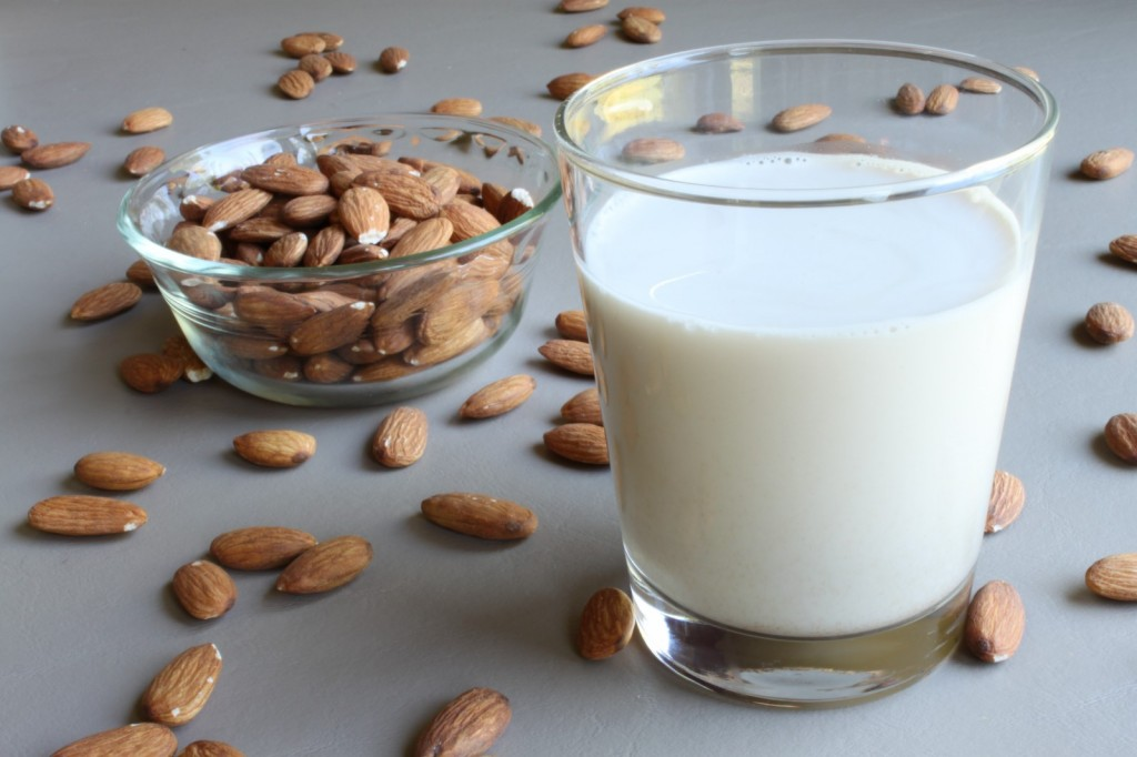 Almonds & Almond Milk: A Few Questions Answered The Middlegate Cryer